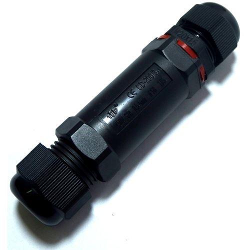 Kabelová spojka šroubová CD-200/3 - 3x2,5 IP68