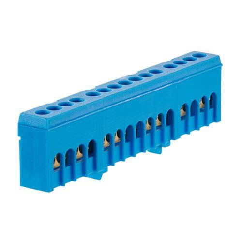 Můstek rozbočovací N15 modrý s krytem