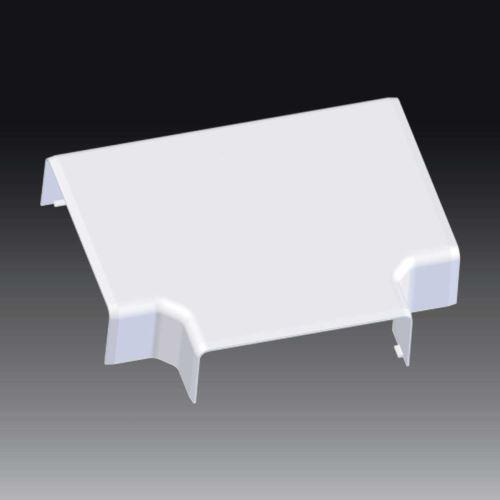 Kryt LV 40x40 ohybový, bílý