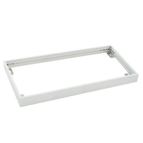 Příslušenství LEDPAN 120 x 30 - rámeček pro přisazení panelu 120 x 30 cm, bílý RAL9016