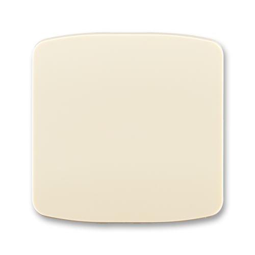 Kryt spínače jednoduchý, slonová kost, ABB Tango 3558A-A651 C