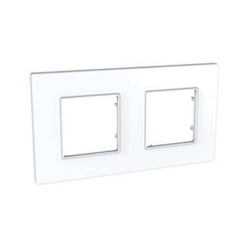 Krycí rámeček Quadro dvojnásobný, Polar Schneider