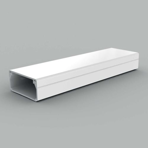 Lišta vkládací  32x 15 bílá LHD 2m