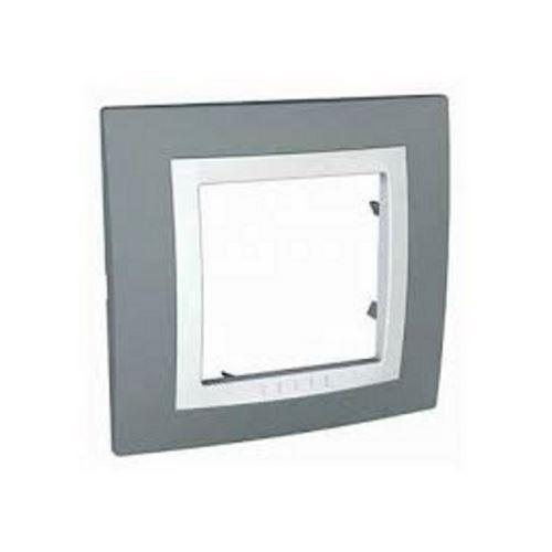 Krycí rámeček jednonásobný kompletní, Technico/Polar Schneider