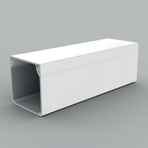 Lišta vkládací  40x 40 bílá LHD 3m