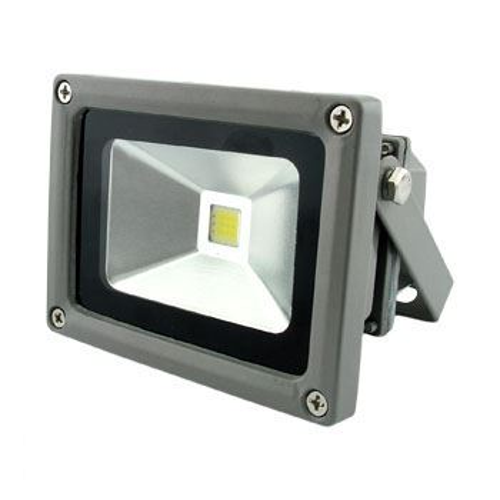 LED reflektor Classic COB 10W šedý, 5500K (Fk technics)