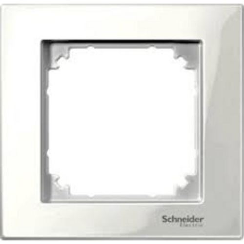 Rámeček M-Plan, jednonásobný, Polar Schneider, Merten System M