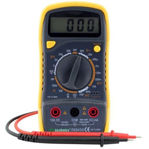 Univerzální měřící přístroj FK9450 multimetr