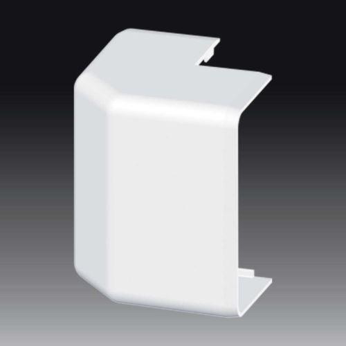 Kryt LH 80x40 vnější, bílý, 8506
