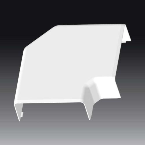 Kryt EK 100x40 ohybový, bílý, 8513