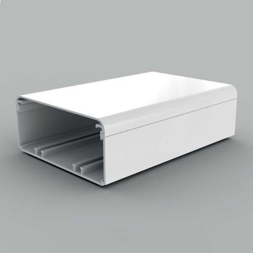 Lišta vkládací 140x 60 bílá EKE 2m