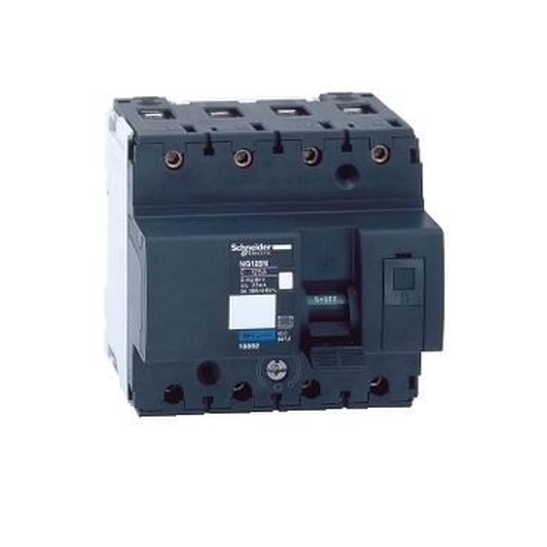 JISTIC 4 C100A 25kA NG125N  MG