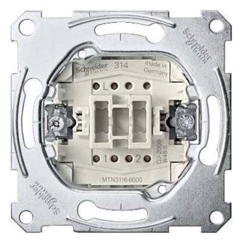 Mechanismus přepínače střídavého ř.6, 10A Schneider, Merten System M