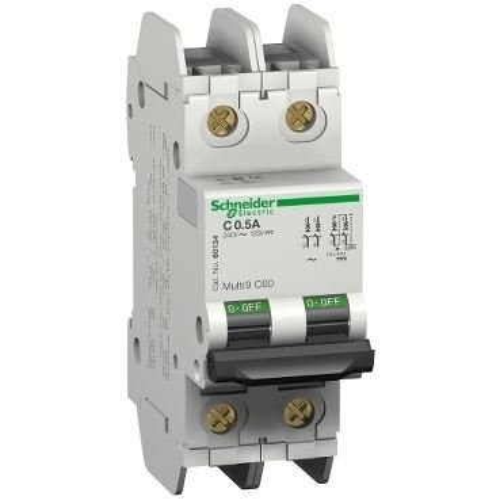 C60N jistič 2P 15A C UL 489 BOX