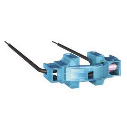 Kontrolka LED modrá (pro mechanismy 230V) Schneider