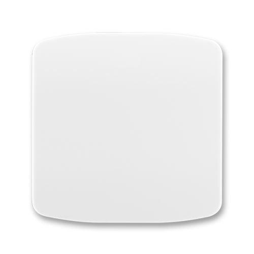 Kryt stmívače s krátkocestným ovladačem, bílá, ABB Tango