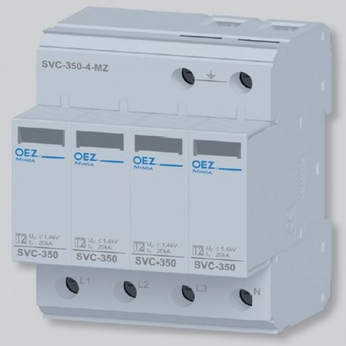 Svodič přepětí SVC-350-4-MZ