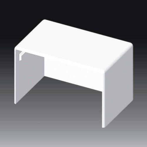 Kryt LH 60x40 koncový, bílý, 8651