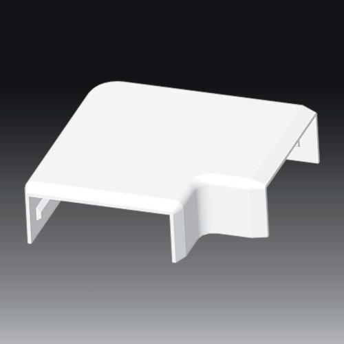 Kryt LV 40x15 ohybový, bílý, 8716