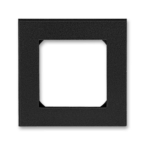 Rámeček jednonásobný, onyx/kouřová černá, ABB Levit 3901H-A05010 63