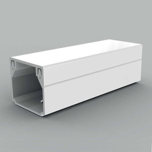 Lišta vkládací  20x 20 bílá LHD HF 2m