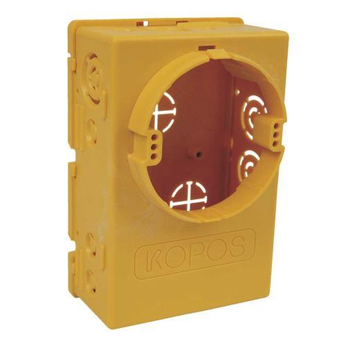 Krabice univerzální KUH1/L o73/132x90x57mm do sádrokartonu