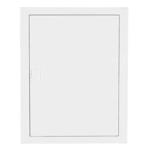 Rozvodnice pod omítku  28M plné dveře (2 řady) IP30 RZA do dutých bílá
