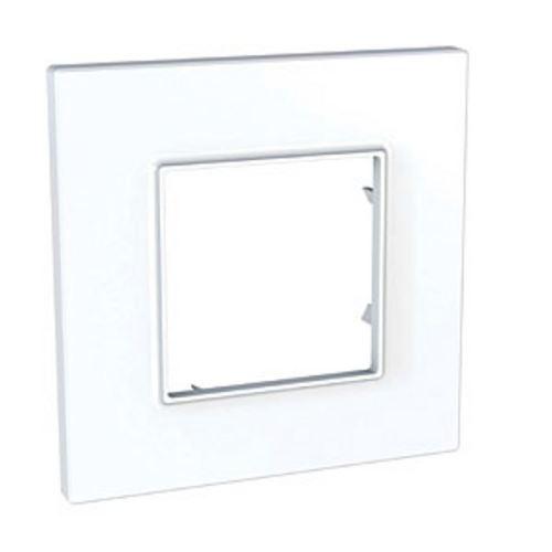 Krycí rámeček Quadro jednonásobný, Polar Schneider