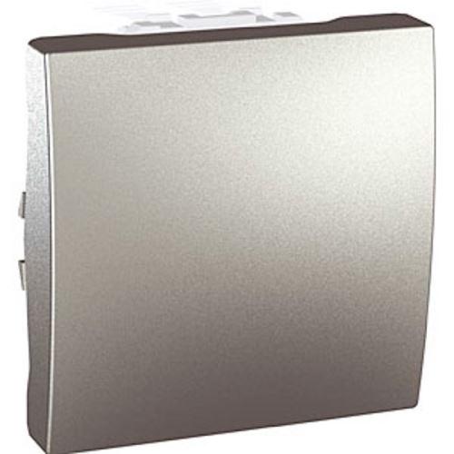 Přepínač střídavý, řazení 6, aluminium Schneider