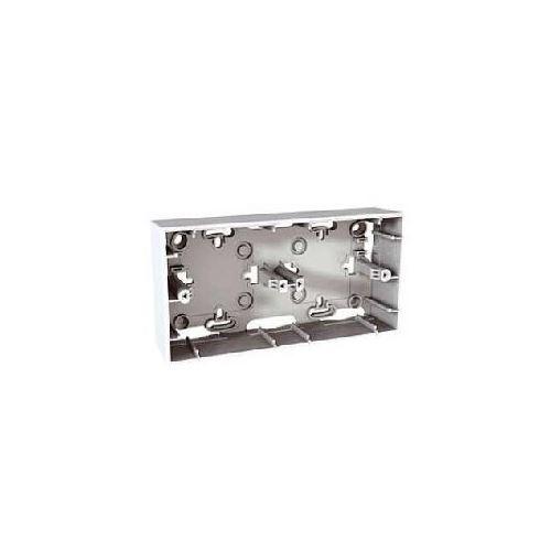 Krabice pro montáž na omítku 2-násobná, Polar Schneider