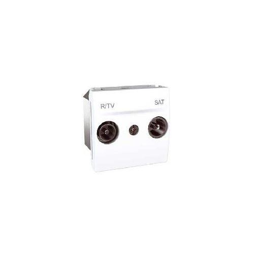 Zásuvka TV/R-SAT průchozí, Polar Schneider