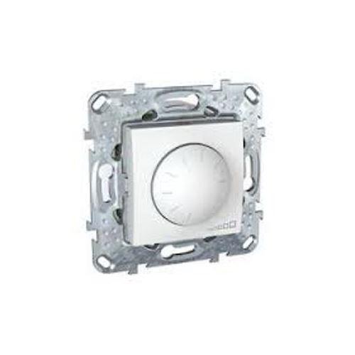 Stmívač otočný 40-1000W, 3 vodiče, vč. montážního rámečku, Polar Schneider