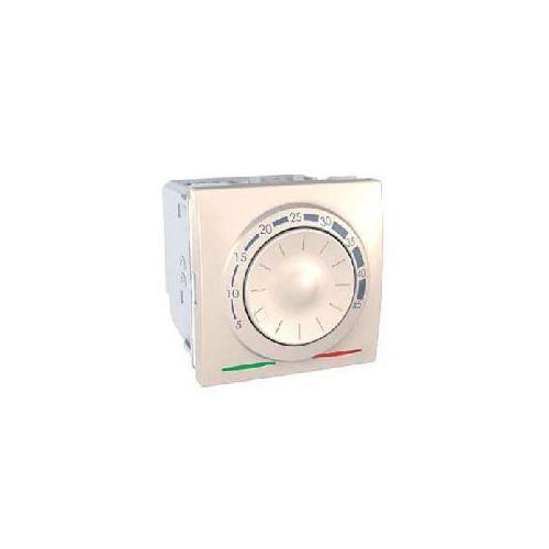 Termostat pro podlahové vytápění otočný, Marfil Schneider