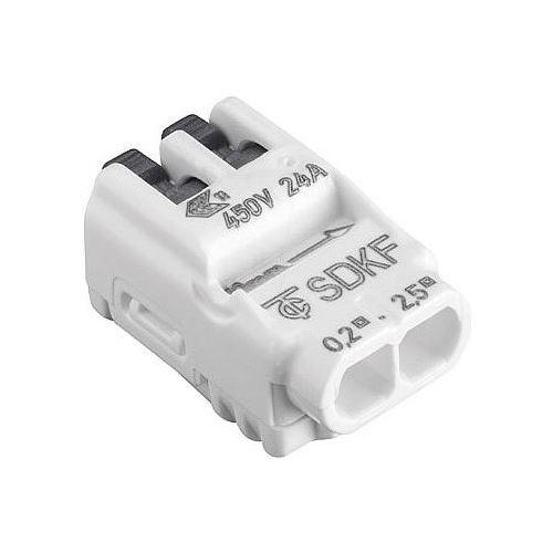 Svorky SDKF 2 0,2 2,5 mm2 (88167926)