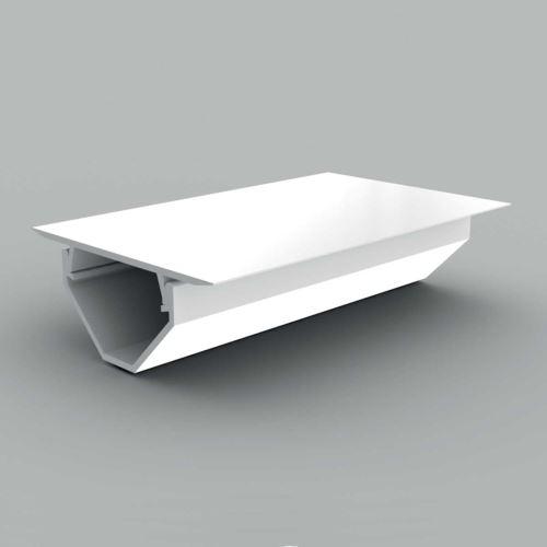 Lišta LR 30 HB bílá 2,6m