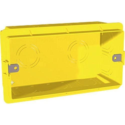 Instalační krabice Allegro pro montáž pod omítku, 4 modulová Schneider