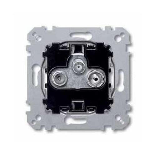 Mechanismus zásuvky TV-R-SAT Schneider, Merten System M