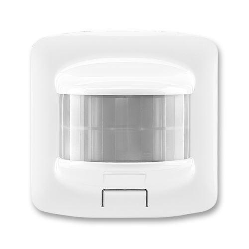 Snímač spínače automatického (rovina, úhel 180°), bílá, ABB Tango