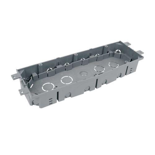 Krabice přístrojová KPP80 podlahová do krabice KOPOBOX 80