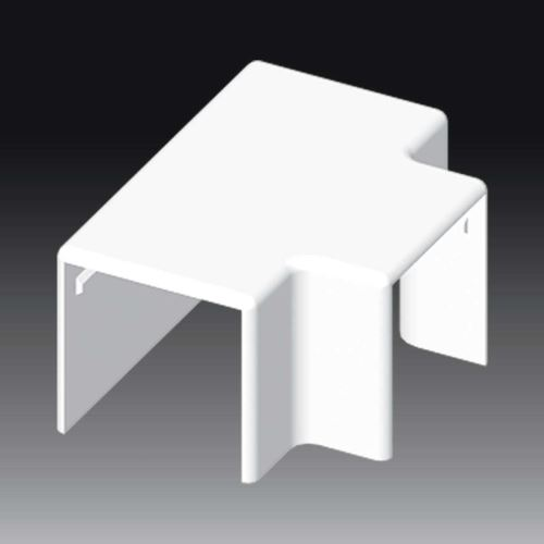 Kryt LH 40x40 odbočný, bílý, 8644