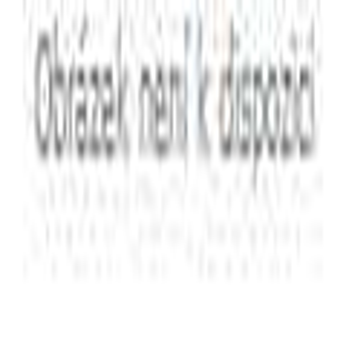 Kryt jednoduchý s potiskem a červeným průzorem, palladium, ABB Aplha exclusive 2CKA001751A2823